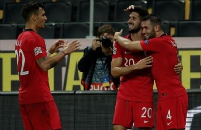 İsveç Türkiye Maçından En Güzel Kareler