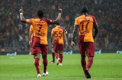 Galatasaray:4 - Kasımpaşa:1 Maçından En Güzel Kareler