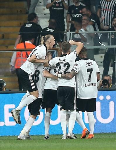 Beşiktaş - Y.Malatyaspor Maçından Kareler