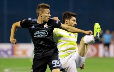 Dinamo Zagreb  - Fenerbahçe Maçından En Güzel Fotoğraflar