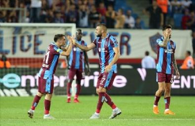 Trabzon Göztepeye Yenildi