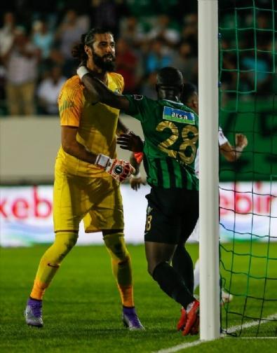 Fotoğraflarla Akhisarspor-Galatasaray Karşılaşması