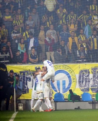 Fenerbahçe Rize'den Eli Boş Döndü