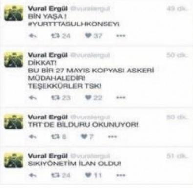 Uğur Dündarın Avukatından Skandal Tweetler