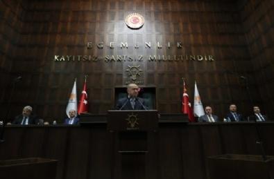 Recep Tayyip Erdoğan, Partisinin TBMM Grup Toplantısında Konuştu