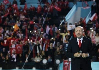 AK Parti Samsun Belediye Başkan Adaylarını Tanıtım Toplantısı