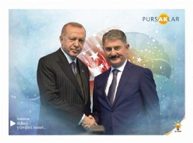 İşte AK Parti Pursaklar Belediye Başkan Adayı Ayhan Yılmaz'ın projeleri