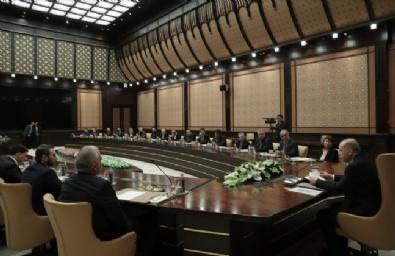 Cumhurbaşkanı Erdoğan Sinemacıları Beştepede Ağırladı