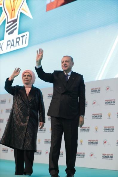 Erdoğan, AK Partinin 11 Maddelik Seçim Manifestosunu Açıkladı