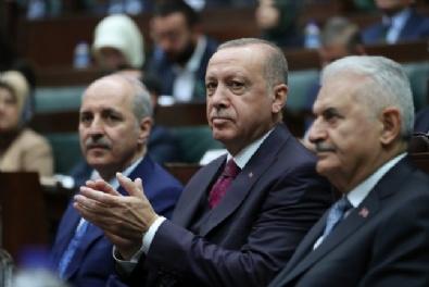 Cumhurbaşkanı Ve AK Parti Genel Başkanı Recep Tayyip Erdoğan, Partisinin Grup Toplantısında Konuştu