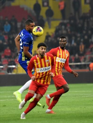 Fenerbahçe Liderlik Şansını Kaçırdı