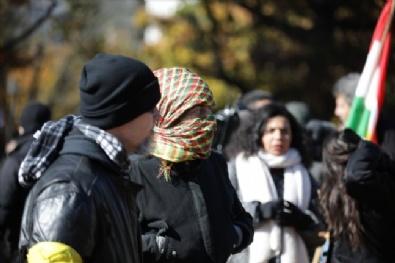ABDde Türkiye Karşıtı Protesto