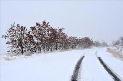 Güzel Ülkemden Kar Manzaraları