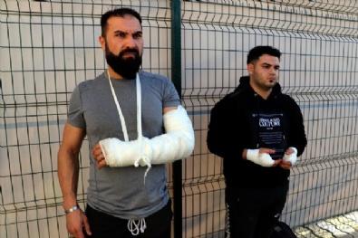 Yunanistandan Türkiyeye Zorla Gönderilen Göçmen: Ellerimi Bıçakla Kestiler