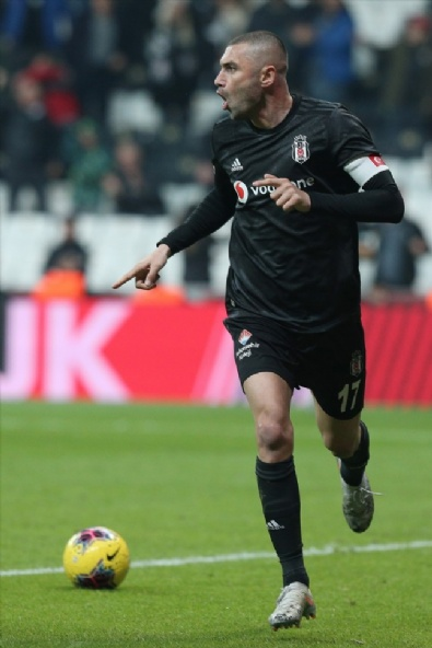 Beşiktaş, Kayserisporu Farklı Geçti