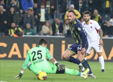 Fenerbahçe Gençlerbirliğini Farklı Geçti