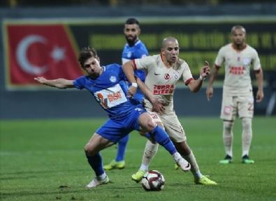 Galatasaray - Tuzlaspor Maçından Kareler