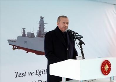 Türkiyenin İlk İstihbarat Gemisi Denize İndi