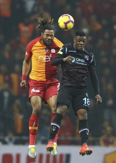 Galatsaray Trabzonspor Engelini Geçti