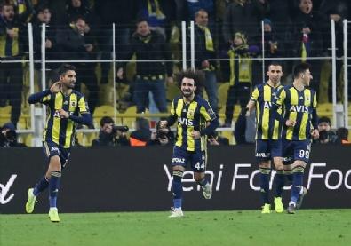 Fenerbahçe - Atiker Konyaspor Maçından Kareler