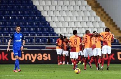 Kasımpaşa - Galatasaray Maçından Kareler