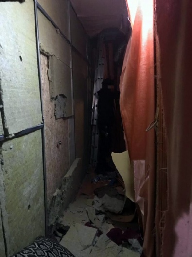 İşte DHKP/Cli Teröristlerin Yakalandığı Sağır Oda