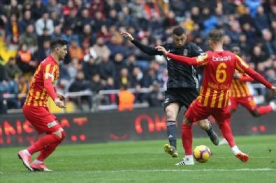 İM Kayserispor - Beşiktaş maçından en güzel fotoğraflar