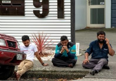 Yeni Zelanda'da Camiye Saldırı