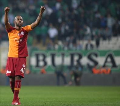 Galatasaray, Bursa'da Geri Döndü