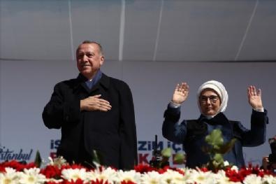Cumhur İttifakı İstanbul Mitingi