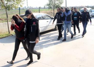 Eşinin Torbacılık Yaptırdığı Kadın Tutuklandı