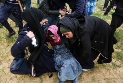 İsrail Filistinlileri Şehit Etti