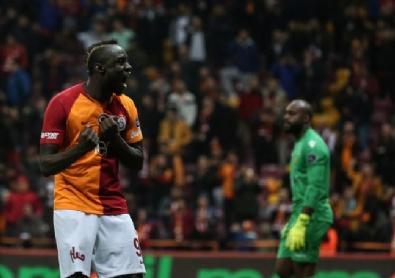 Galatasaray-Evkur Yeni Malatyaspor Maçından Kareler