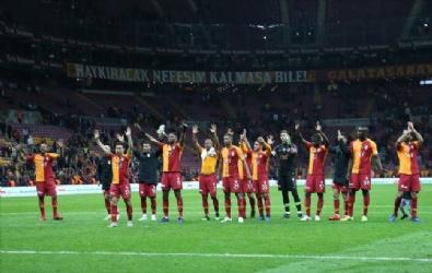 Galatasaray Kayserisporu Rahat Geçti