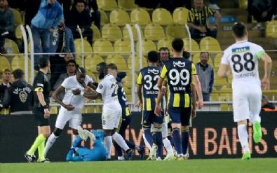 Fenerbahçe - Akhisarspor Maçından Kareler