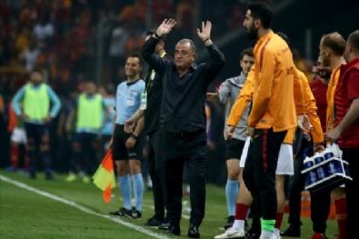 Galatasaray - Başakşehir Maçından Kareler