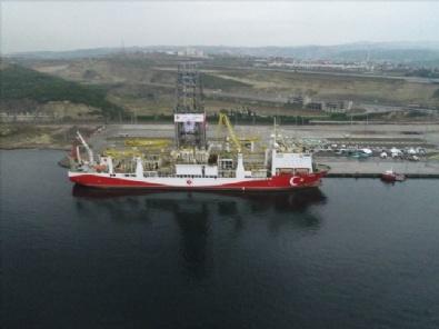 Türkiyenin İkinci Sondaj Gemisi Yavuz Yola Çıktı