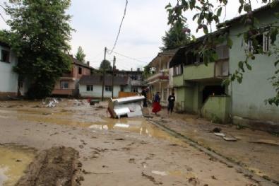 Düzce'de Sel Felaketi