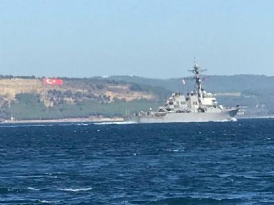 O Gemi Çanakkale Boğazından Geçti!