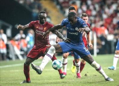 Liverpool - Chelsea Maçından Kareler