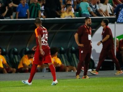 Denizlispor-Galatasaray Maçından Kareler