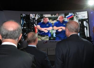 DEVLET BAŞKANI - Putin, Erdoğan'a dondurma ısmarladı