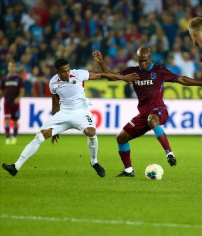 Trabzon 1 Puanla Yetindi