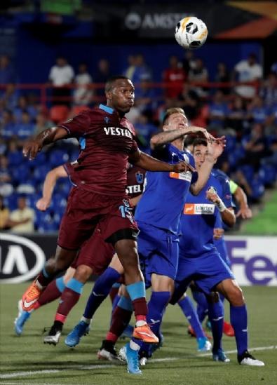 Trabzonspor - Getafe Maçından Kareler