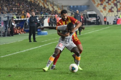 Galatasaray - Malatyaspor Maçından Kareler