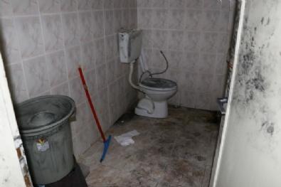 İşte Polise Bombalı Saldırı Yapan Teröristlerin Hücre Evi