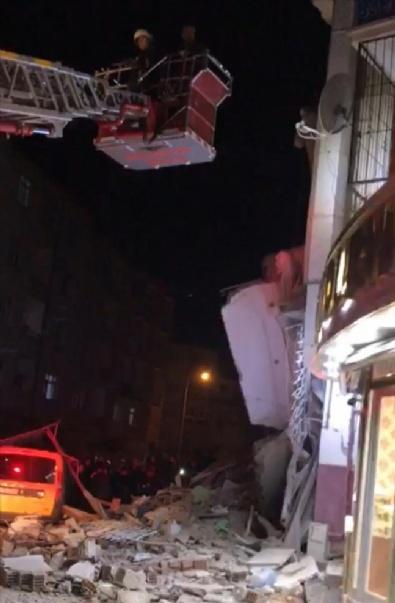 Elazığ'da Büyük Deprem!