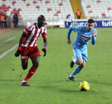 Sivasspor - Rizespor Maçından Kareler!