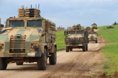 Sınıra Kirpili Asker Sevkiyatı