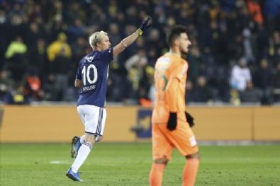 Fenerbahçe Alanyaspor Maçından Kareler